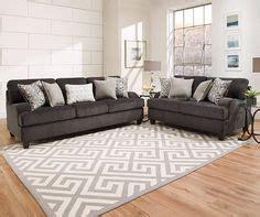 simmons freeport slate memory foam sofa reviews furniture of america two tone kessi convertible 3 piece