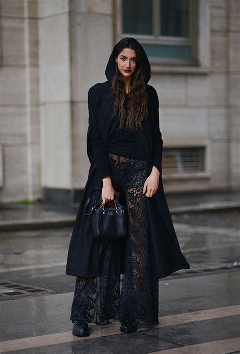 Milan Fashion Week Fall 2016 Street Style See All The Best Outfits Stylecaster