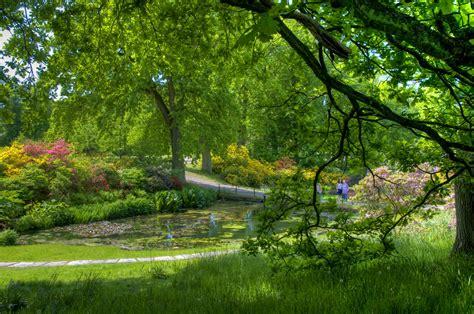 Wallpaper Of Garden by Gardens Of Sofiero Castle Helsingborg Sweden Hd