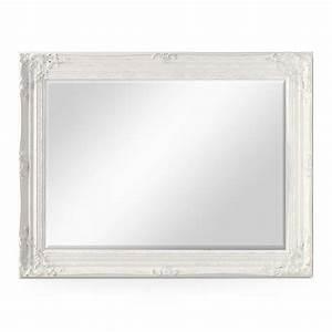 Spiegel Weiß Antik : wand spiegel im barock rahmen antik weiss mit ~ Sanjose-hotels-ca.com Haus und Dekorationen