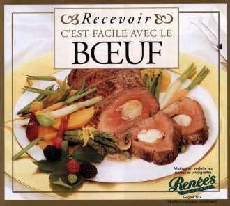 cuisiner le boeuf brochure de recettes pour cuisiner le boeuf le bulletin