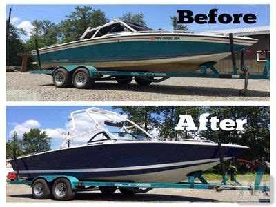 Boat Paint And Repair by 10 Best Fiberglass Gelcoat Boat Repair Images On