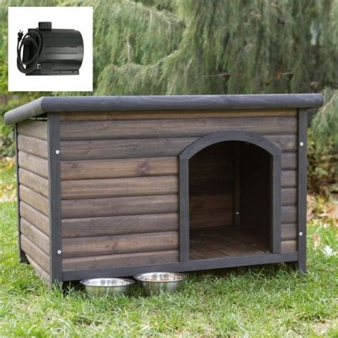 air conditioned dog house ideas  pinterest