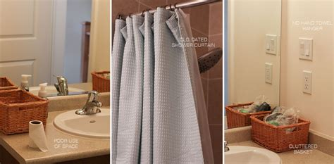 Bathroom Makeover Company by Guest Bathroom Makeover Preparing For Company The