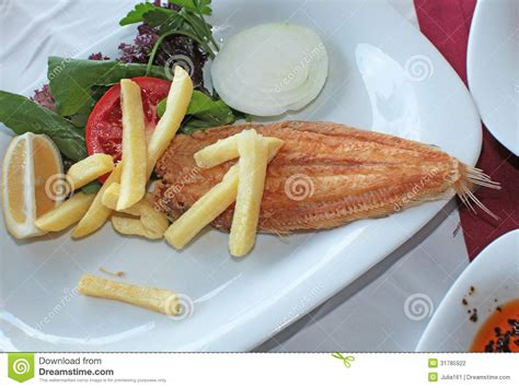 sole cuisine sea sole fish stock photography image 31785922