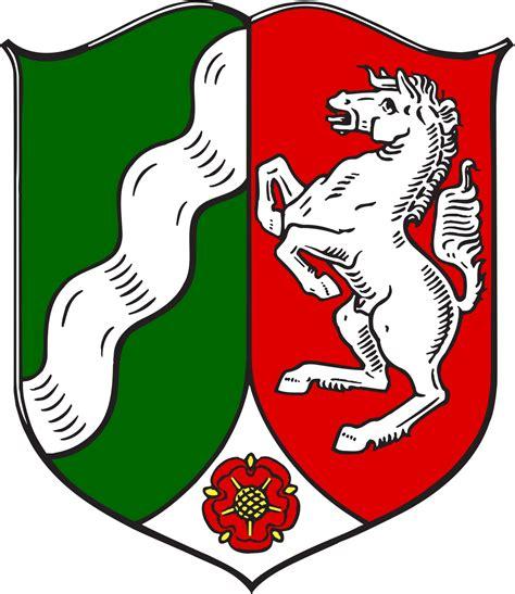 Organización territorial de Renania del Norte-Westfalia ...