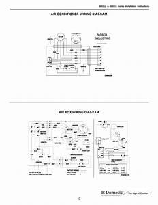 Dometic Air Conditioner Wiring Diagram