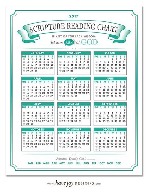scripture reading chart ideas  pinterest scripture study reading charts  book