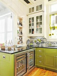Two-Toned Kitchens