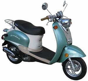 Opinions on Scooter (motorcycle)