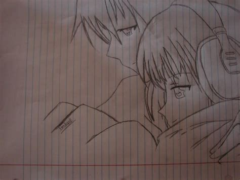 anime couple draw amime or magna couple drawing by midnightrose146 on deviantart