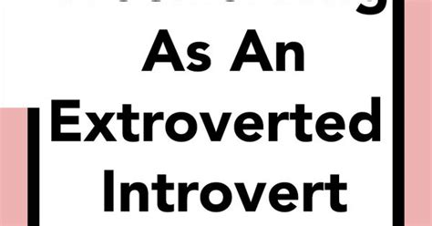 The Art Of Networking As An Extroverted Introvert