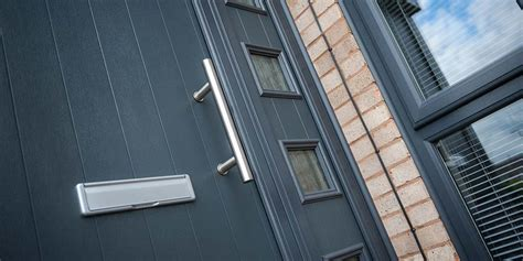 grey upvc windows grey french doors grey composite