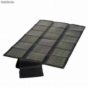 Panneau Solaire Gratuit : panneau solaire pliable et tanche 12v 62w ~ Melissatoandfro.com Idées de Décoration