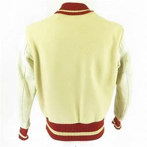 vintage 60s stanford varsity letterman jacket mens 42 With stanford letter jacket