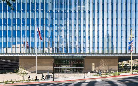 los angeles federal courthouse landscape design