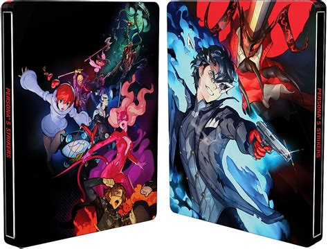 The game is produced by japanese studio omega force, best known for the dynasty warriors series, as well as many related games across different universes with the same gameplay mechanics. Steelbook Persona 5 Strikers - bonus de pré-commande