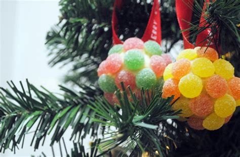 sweetie bauble decorations recipe goodtoknow