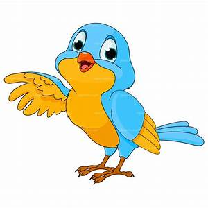 Cute blue bird clip art free clip art birds clip - Clipartix