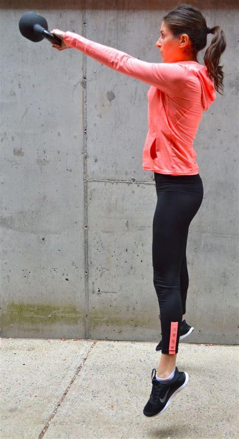 hiit kettlebell workout swing kettlebells workouts