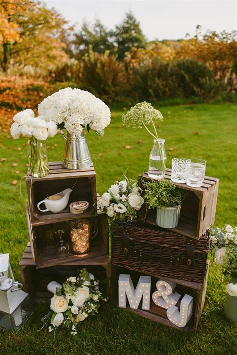 Chic Garden Inspired Rustic Wedding Ideas For Brides