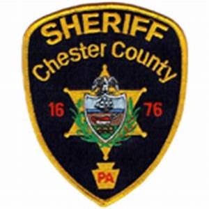 Chester County Sheriff's Office, Pennsylvania, Fallen Officers