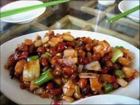 Szechuan Kung Pao Chicken Recipe