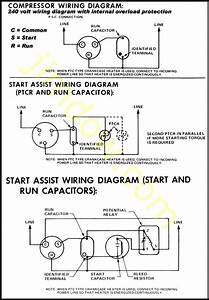 Single Phase Motor Wiring Diagrams Moreover Copeland