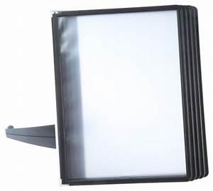 5540 01 durable black desktop document holder durable for Durable document holder