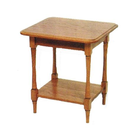 Amish End Tables Amish Furniture End Table Amish Crafted Furniture