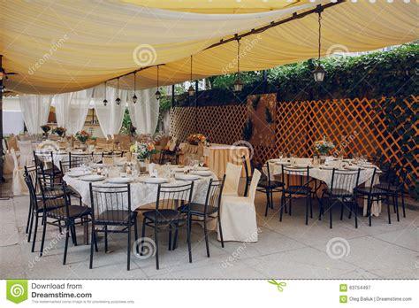 banchetto di nozze ristorante di banchetto di nozze immagine stock immagine