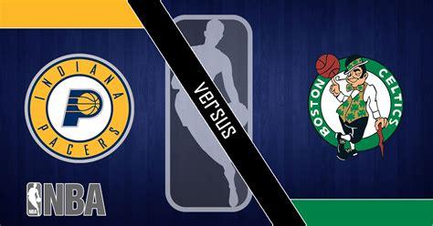 NBA Playoffs Game 2 - Indiana Pacers vs Boston Celtics ...