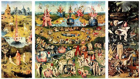 Garten Der Lüste Analyse by Hieronymus Bosch Der Garten L 252 Ste