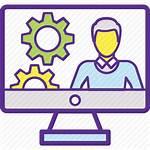 Icon System Management Human Resources Hr Compensation
