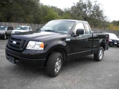 2007 Ford F-150 Stx Supercab Used Cars In Texas