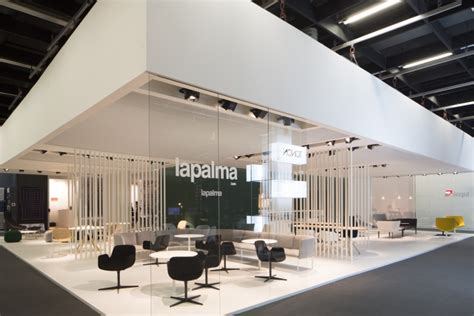Lapalma booth at IMMCologne 2016, Cologne ? Italy » Retail Design Blog