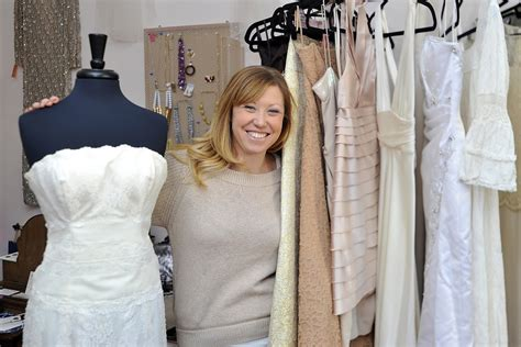 Meet Alison Lindkvist, Wedding Dress Recycler