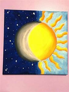 Easy, Acrylic, Painting, Ideas, For, Beginners, On, Canvas, For, Kids