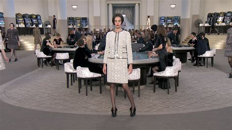 siege chanel fall winter 2015 16 haute couture chanel