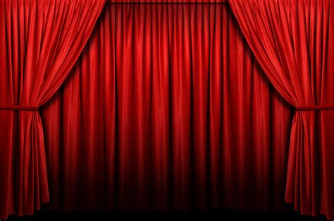 stage curtains gallery
