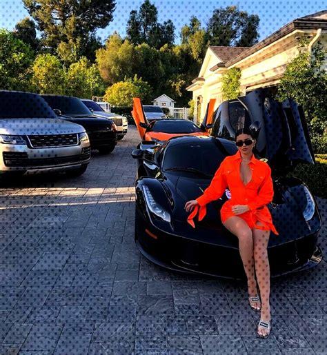 Kylie jenner irked people with a new instagram post featuring her lavish new car. #informationen #beförderungs #verschiedene #lamborghini #ästhetisch #... in 2020 | Kylie jenner ...