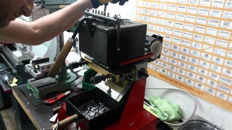 poliklips mx bullet casting machine youtube