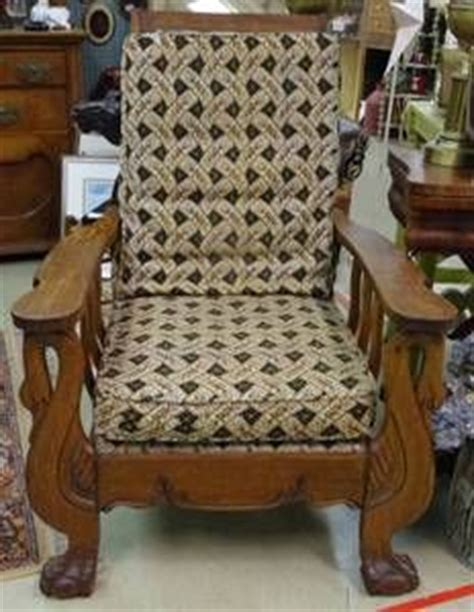 Stickley Morris Chair Craigslist by Tiger Oak Column Morris Chair This Chair Reclinable