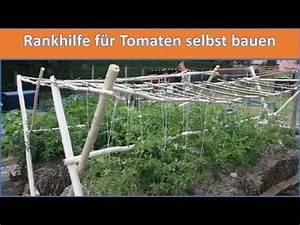 Tomaten Rankhilfe Selber Bauen : dekorative rankhilfe selbst bauen update tomaten auf stroh pflanzen ohne erde folge 3 youtube ~ A.2002-acura-tl-radio.info Haus und Dekorationen