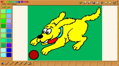 coloring book software  kids