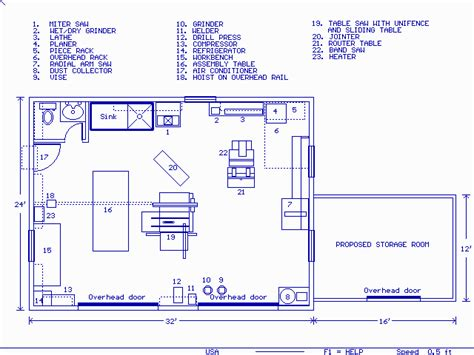 importance  choosing detailed woodworking shop plans