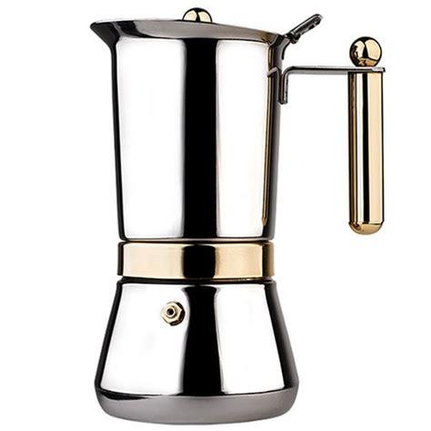 best stainless steel moka pot top 3 stainless steel stovetop espresso makers moka pots espresso