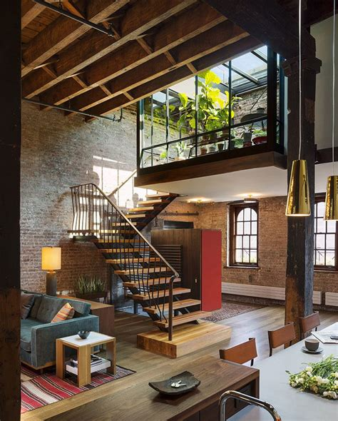 An 1884 Former Caviar Warehouse Loft In Tribeca by Tribeca Loft City Living Loft Style Warehouse Loft