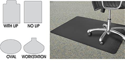 Uline Chair Floor Mats by Carpet Chair Mats In Stock Uline