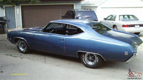 1969 Buick Gs 400 by 1969 Buick Gs 400 Hardtop Original Survivor Always Owned